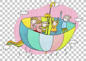 储蓄例证雨,愉快的孩子PNG clipart孩子,食品,手,人民,儿童,拖放,