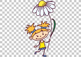 儿童动画卡通,儿童节PNG剪贴画漫画,儿童,人民,插画,花卉,卡通,免