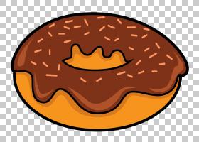 咖啡和甜甜圈结冰卡通,甜甜圈PNG剪贴画食品,蛋糕,甜甜圈PNG,模式