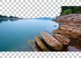 千岛湖FPV四轴飞行器浙江无线电控制,浙江千岛湖八PNG剪贴画岩石,