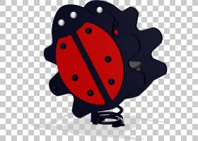 卡通,瓢虫PNG剪贴画卡通,艺术,女士鸟,瓢虫,红色,2108485
