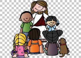 圣经儿童耶稣内容,足球耶稣的PNG剪贴画孩子,友谊,卡通,教堂耶稣