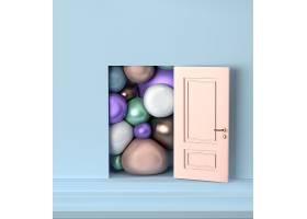创意电商海报装饰元素