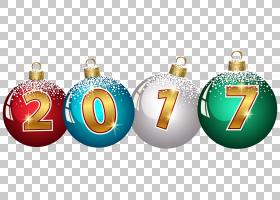 圣诞老人圣诞节装饰品新年,新年快乐PNG clipart希望,假期,新的一