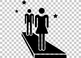 时装秀计算机图标,男人图标PNG剪贴画名人,文本,时尚,徽标,单色,图片