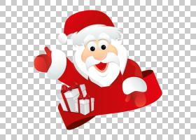 圣诞老人圣诞节,圣诞老人PNG剪贴画杂项,假期,圣诞节装饰,卡通,虚图片