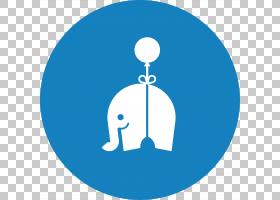 计算机图标酒店业商业组织,圈子PNG剪贴画蓝色,服务,投资,商标,商图片