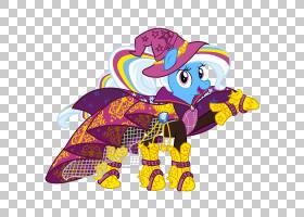 彩虹短跑小指馅饼小马Applejack稀有,玩具PNG剪贴画紫色,紫色,摄