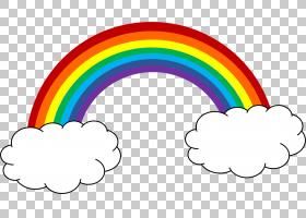 彩虹绘图ROYGBIV,彩虹s,彩虹动画插图PNG剪贴画颜色,卡通,妖精,天