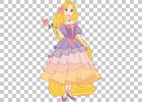 Rapunzel Tiana Cinderella迪士尼公主YouTube,princesa sofia PN