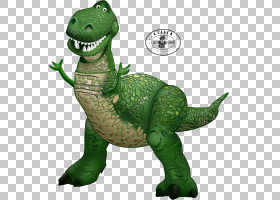 Rex Stinky Pete玩具总动员警长Woody Buzz Lightyear,玩具故事,