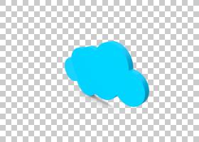 动画卡通蓝色卡通云PNG剪贴画蓝色,3D计算机图形学,云,心,蓝绿色,