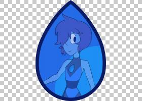 Steven Universe青金石宝石红宝石珍珠,胸部PNG剪贴画宝石,蓝色,
