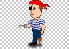 盗版,人们卡通PNG剪贴画杂,孩子,手,蹒跚学步,别人,男孩,海盗,卡