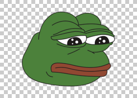 Pepe the Frog 4chan Internet meme,青蛙PNG剪贴画动物,脊椎动物