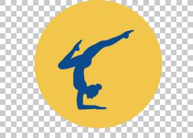 PNG剪贴画徽标,脊椎动物,计算机壁纸,卡通,体育,剪影,体操,杂技,