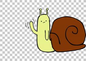 蜗牛绘图卡通腹足动物,蜗牛PNG剪贴画食品,动物,手,deviantArt,水