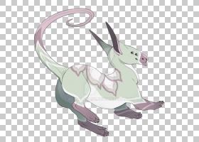 野兔Macropodidae卡通动物群,echeveria PNG剪贴画杂项,传说中的