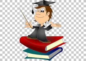 中学班级教育老师,学生PNG剪贴画班,人,阅读,卡通,老师,dijak,学