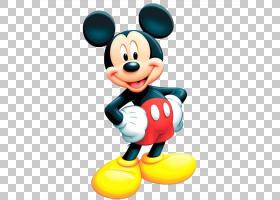 米老鼠米妮桌面动画片,米老鼠PNG剪贴画英雄,卡通,1080p,娱乐,米
