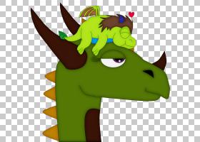 马龙绿色妈妈的女儿的耳语PNG剪贴画马,叶,动物,龙,头,虚构人物,