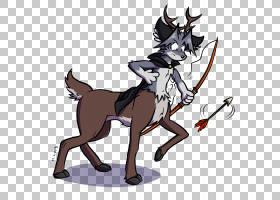 鹿马牛包动物卡通鹿PNG剪贴画马,哺乳动物,动物,食肉动物,宠物,狗