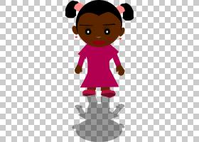 黑人女孩PNG剪贴画杂项,儿童,其他人,卡通,虚构人物,女人,女孩,绘