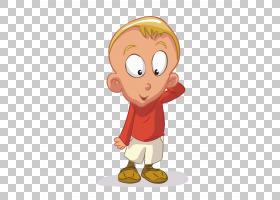 卡通儿童,沉闷的黄头发男孩熊儿童PNG剪贴画孩子,手,人,儿童,幼儿