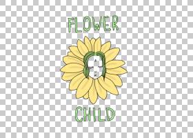 花卉绘画艺术,向日葵PNG剪贴画文本,徽标,向日葵,向日葵种子,卡通