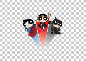 蝙蝠侠超人Mojo Jojo艺术戴安娜王子,飞天小女警PNG剪贴画电脑壁