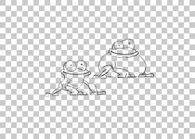 蟾蜍线艺术素描,其他PNG剪贴画杂,白,哺乳动物,文字,手,其他脊椎
