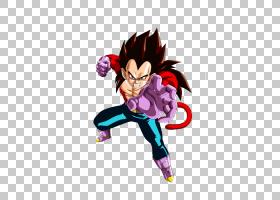 Vegeta Goku Piccolo Gohan Trunks,悟空PNG剪贴画紫色,卡通,虚构