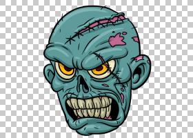 YouTube绘图卡通动画,血腥的PNG剪贴画头,卡通,虚构人物,royaltyf