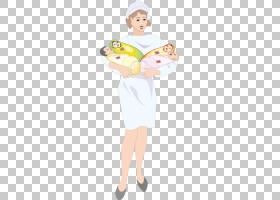 儿童护士护理,抱着孩子的护士PNG剪贴画孩子,简单,手,人,幼儿,厨
