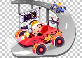 儿童游戏动画,卡通车PNG剪贴画儿童,摄影,卡通,车辆,版税,桌面壁