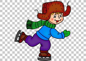 冬季儿童,孩子PNG剪贴画孩子,冬天,手,人们,作者,孩子们,虚构人物