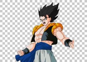 Goku Vegeta Majin Buu Gotenks,城市生活PNG剪贴画卡通,虚构人物