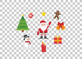 圣诞老人圣诞树,圣诞老人PNG clipart杂项,生日快乐矢量图像,圣诞