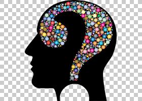 计算机象人头,问题PNG clipart杂项,食品,其他人,头,问题,人头,问图片