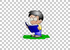 阅读男孩书,女孩学习PNG剪贴画孩子,手,卡通,虚构人物,dijak,男,