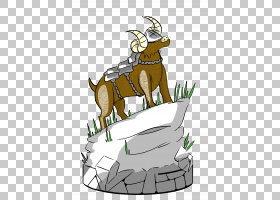 驯鹿马哺乳动物,白羊座PNG剪贴画马,哺乳动物,动物,虚构人物,卡通