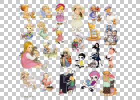 纸绘图儿童,编织PNG剪贴画杂项,剪纸,其他,卡通,虚构人物,女孩,娃