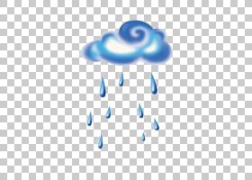 云水彩画雨,水彩云PNG剪贴画蓝色,水彩叶子,文本,计算机壁纸,对称