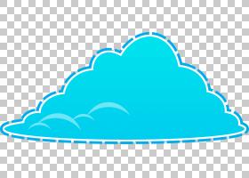 云雨,云插图PNG剪贴画海洋哺乳动物,云,云计算,生日快乐矢量图像,