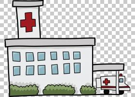 医院免费内容,精神病院的PNG剪贴画演示,卡通,材料,网站,药品,门