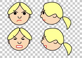 面部表情绘画卡通,面部表情PNG剪贴画杂项,子项,食品,脸,文字,小