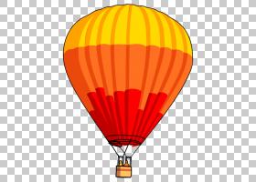 气球PNG剪贴画橙色,气球,语音气球,卡通,免版税,浮空器,对象,热气
