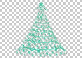 圣诞树圣诞装饰圣诞装饰品云杉圣诞树PNG剪贴画蓝色,假日,装潢,圣