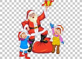 圣诞老人圣诞节摄影,圣诞老人PNG clipart假期,摄影,圣诞节装饰,