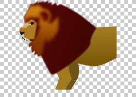 狮子头兔子丛林PNG剪贴画哺乳动物,动物,猫像哺乳动物,食肉动物,